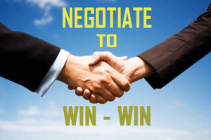 A good offer can really  be a win/win situation for you and the seller.